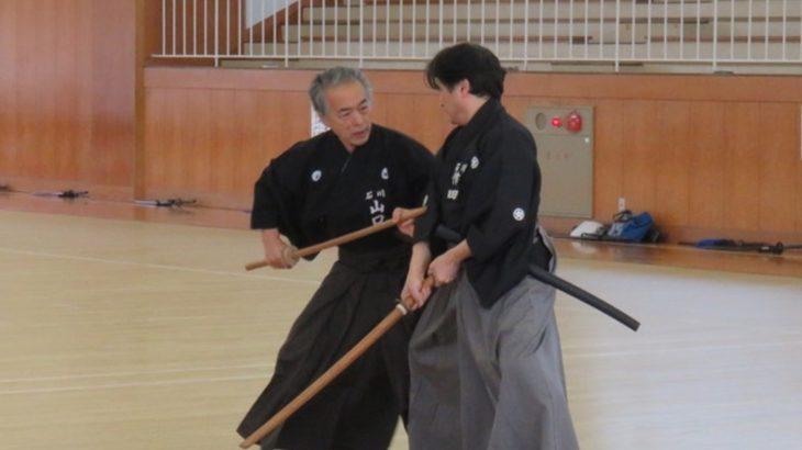 第56回石川県居合道大会