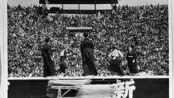 剣道を旅して 剣道は日本の真ん中だった