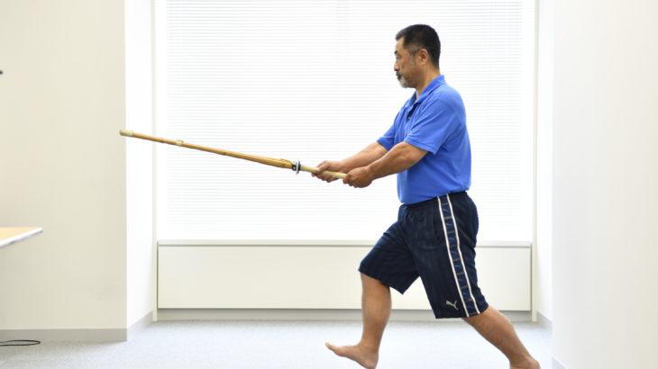 剣道の教えは、理に適っているのか!?【教え①姿勢正しく打ちなさい】←①重力