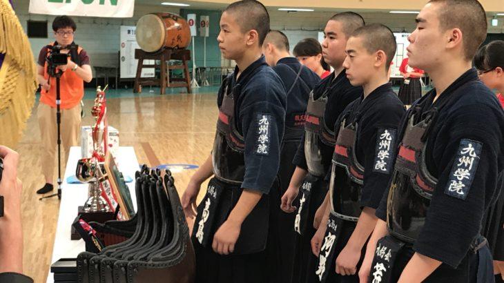 第54回全国道場少年剣道大会 如水館と九好会が優勝