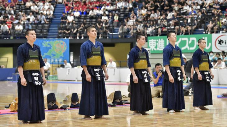 玉竜旗大会男子、福岡第一が福岡決戦を制し、11年ぶりに頂点に立つ