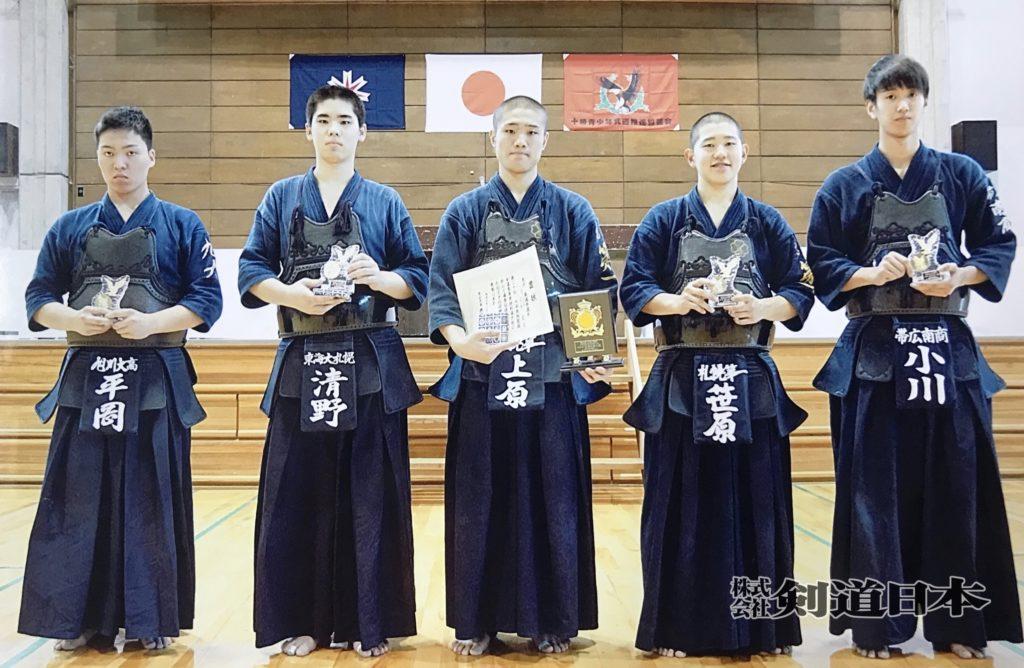 高体連 剣道 札幌