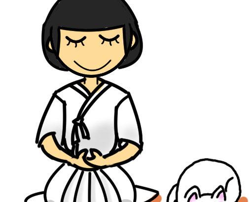 寄稿「正座」と「静座」① 好村兼一 (フランス剣道連盟顧問・剣道教士八段)