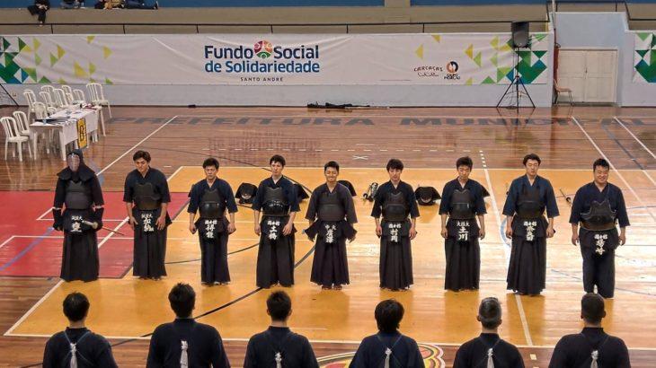 中央大学剣道部員・廣澤快が行く!交剣知愛 in Brasil #15 Campeonato Brasileiro de Kendo(全伯大会)