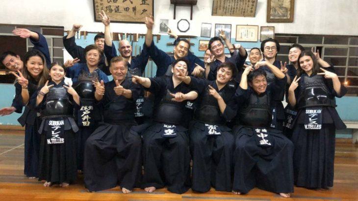 中央大学剣道部員・廣澤快がゆく! #20 中武さんにインタビュー