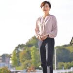 「自然体」とは柔軟性にあふれた 円くて最強の身構え・気構えである(その2)   談・山口 香(筑波大学大学院 人間総合科学研究科 教授)